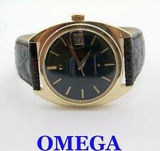 14k & SS OMEGA CONSTELLATION CHRONOMETER Automatic Watch 1960s Cal 564* SERVICED