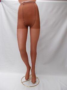 4 pr Drugstore Brand Nylon Pantyhose - Size Queen 1X