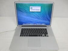 """New listing Apple MacBook Pro A1297 17"""" i7 2.5Ghz 8Gb Ram 750Gb Hdd (2011) w/ Ac"""
