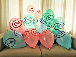 3 riesige C&A Balloons Luftballons Looner Qualatex Q18  Ballons XXL