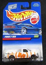 1998  Hot Wheels  Ford F-150   Card #865    HW-35-111917
