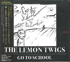 LEMON TWIGS-GO TO SCHOOL-JAPAN CD BONUS TRACK E78