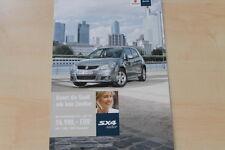 76016) Suzuki SX4 city Prospekt 04/2011