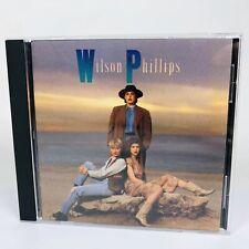 Wilson Phillips by Wilson Phillips CD 1990 SBK Records