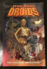 NEW! RARE!  #356/1000 Star Wars Droids The Kalarba Adventures Limited Edition HC