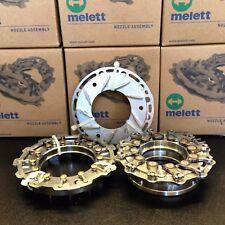 Melett genuina Reino Unido turbocompresor variable VNT Boquilla Anillo GT2260V Mercedes BMW