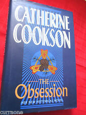 Catherine Cookson THE OBSESSION 1995 HCDJ fiction, romance drama