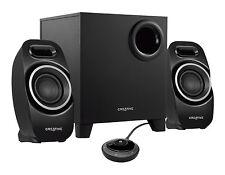 Creative 51MF0450AA001 Labs T3250 2.1channels Black Speaker Set