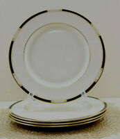 "Lenox Hancock Presidential Collection Lot Of 4 10.5"" Dinner Plates USA"
