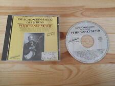 CD Jazz Peter Meyer - Die schönsten Saiten d Lebens (21 Song) JORECS