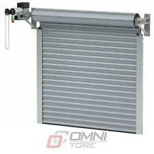 Industrietor Rolltor auf Maß Garagentor optional Tor mit Fenster 4000 x 3000 mm