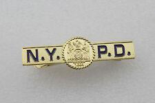 NYPD Tie Clip Tie Clasp Bar