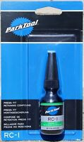 Park Tool RC-1 Green Press-Fit Bicycle Bottom Bracket Retaining Compound 10ml