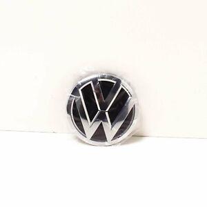 VW Tiguan 5N Front Bumper Radiator Grille Badge 2K5853600DPJ NEW GENUINE