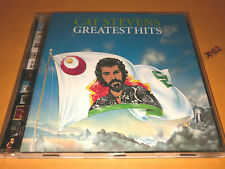 CAT STEVENS Greatest Hits CD Wild World Moonshadow Father & Son Peacetrain