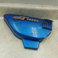 Suzuki 185 GT GT185 Used Right Side Cover Panel 70S ANX #A-1334