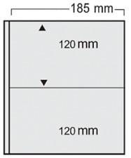 SAFE Ergänzungsseiten für VARIANT System 14 Stück schwarz NEU&OVP (867)