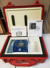 Philips Heartstart Fr2 Aed Defibrillator M3861a Heated Case Amp Battery No Pads