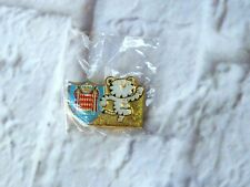 Pins Pin's South Korea MONACO JO Olympic Games Jeux Olympiques PyeongChang 2018