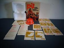 VINTAGE 1973 PARKER BROTHERS PIT TRADING CARD GAME # 661 ORANGE BELL 100%