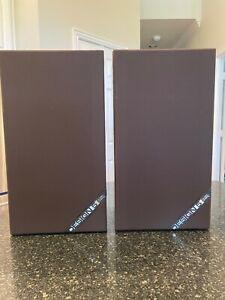 Vintage Altec Lansing Design 5 Speakers - EXCELLENT!!