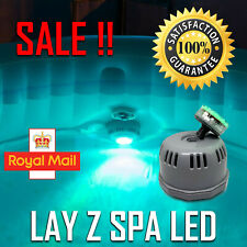 Lay Z Spa LED Light HotTuB | Vegas Miami Cancun Helsinki Milan Paris Palm +more!