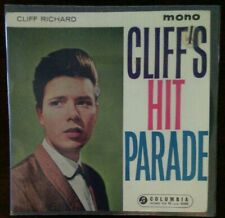 CLIFF RICHARD HIT PARADE, UK EP Columbia.I love you + 3.UK Rock & Roll M- M-