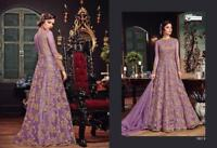 DESIGNER INDIAN ANARKALI SALWAR KAMEEZ PAKISTANI SUITS BOLLYWOOD DRESS  Al1