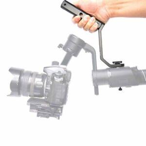 Aluminium Alloy Stand Handle Grip Accessories for Feiyu AK2000/4000 Moza AIR2 GD