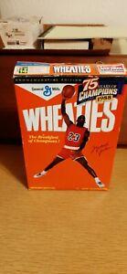 1999 Michael Jordan General Mills Wheaties Box (1988 Commemorative Edition)