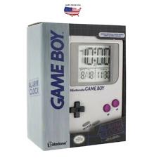 Nintendo Game boy Alarm Clock Official Super Mario Land Alarm Sounds Paladone