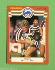 Penrith Panthers 1986 Season NRL & Rugby League Trading Cards