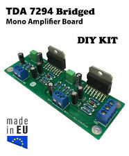 High Quality 200W TDA7294 Bridged Mono Audio Power Amplifier DC DIY Kit