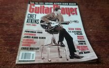 Guitar Player Magazine Chet Atkins Memorial issue 2001