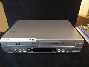 Sanyo DVW-6100 DVD Player & VCR - Shuts Off And Doesn't Send Signal