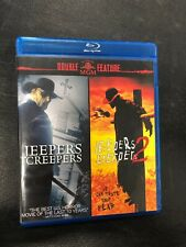 Jeepers Creepers 1 & 2 Double Feature Pre-owned Bluray Disc Set