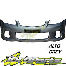 REPLACEMENT FRONT BAR COVER ALTO GREY SUIT VE COMMODORE SS S2 10-13 BUMPER