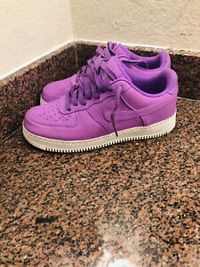 Nike Air Force 1 Low Purple STARDUST Size- 10