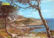 BG6276 salou costa dorada tarragona detalle de la costa   spain