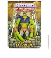 Sssqueeze 2015 Motu Masters Of The Universe Classics He Man Nuevo & Ovp Rareza
