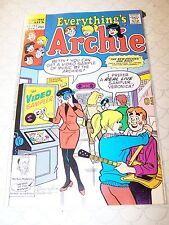 Everything's Archie #141 - March 1989 -  Fine - Very Fine Condition