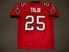 Aqib Talib Tampa Bay Buccaneers Red Authentic Jersey Reebok sz 50 New w/ tags