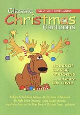 CLASSIC CHRISTMAS CARTOONS DVD DVD