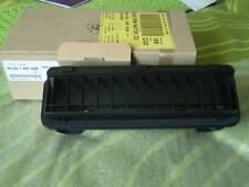 genuine bmw mini cooper s rear bumper trim panel (breather covering) 64221497406