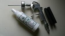 """Golf Grip Install Kit, Air Tool Gun DG10-1.5"""" XL, Rubber Vise Clamp,Grip Solvent"""