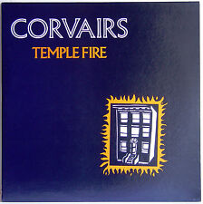 CORVAIRS - Temple Fire LP ORIGINAL Still SEALED Phil Gammage Certain General
