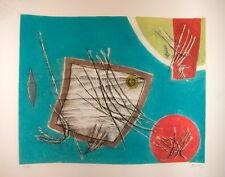 Henri Goetz Gravure Originale Surréalisme graphisme New York Nice p 530