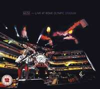 Muse - Live At Rome Olympic Stadium (CD + Blu-Ray) WARNER BROS