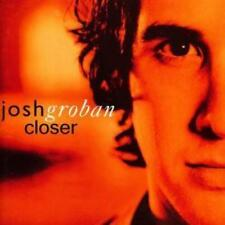 Josh Groban : Closer CD (2003) ***NEW***