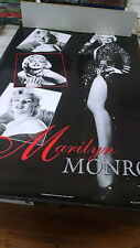 1999 Marilyn Monroe glamour Hollywood collage NOS wall poster PBX3468